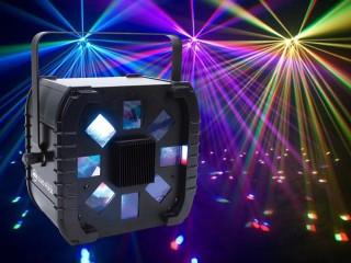 QUADPHASE LED Disco Effect