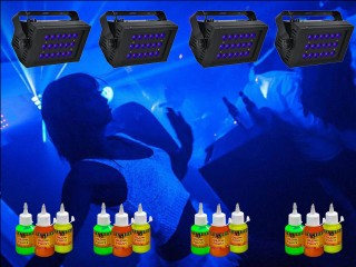 Ultimate UV Party Package
