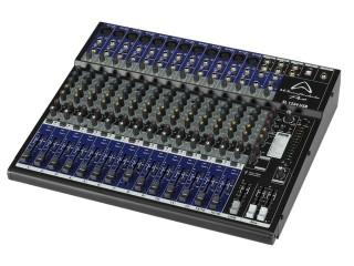 12 Mic / 2 Stereo Mixer