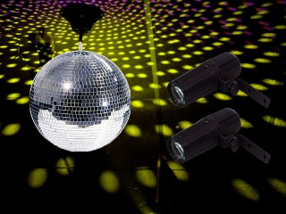 "12"" Mirrorball Pack"