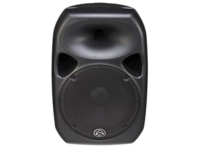 "420W 15"" 2-Way ABS Moulded Active Speaker (Black)"