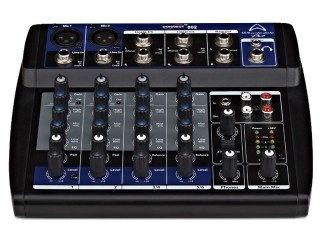 Wharfedale Pro high quality micro-mixer with USB