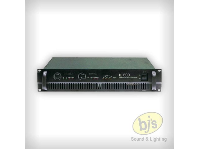 InterM L800 800W Power Amplifier
