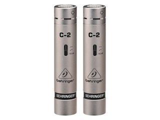 Behringer C-2 Condenser Mic (Pair)