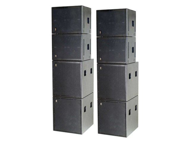 AT Professional CLA 25600W Composite Line Array System
