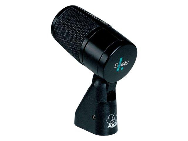AKG D440 instrument Microphone