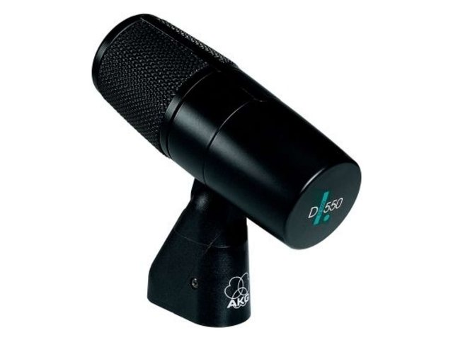 AKG D550 Kick / Bass Microphone