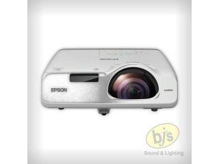 Epson Projector 3400 ANSI Short Throw