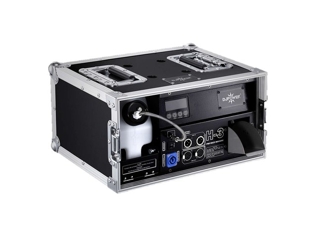 DJ Power H-3 Pro Haze Machine