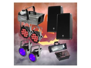 Halloween Large Pack with Pair of 15inch Speakers