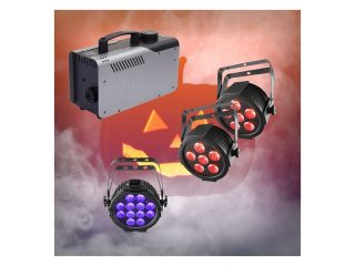 Halloween Small Smoke, Wash & UV Pack