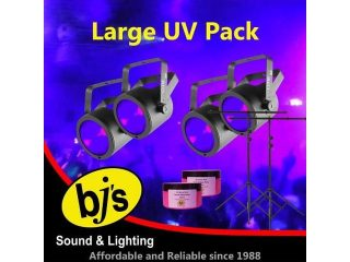 Large UV Party Pack
