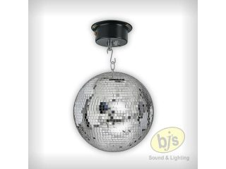 "12"" Mirror Ball with Motor"