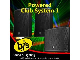 Powered Club System Pack 1
