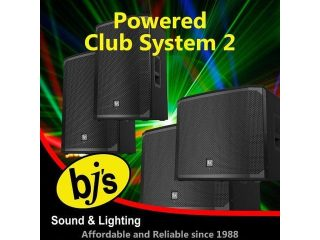 Powered Club System Pack 2