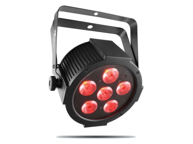Chauvet DJ SlimPAR H6 USB RGBAW + UV Wash Light