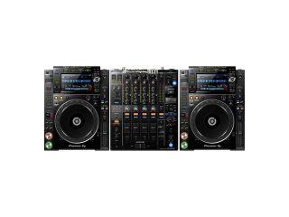 Pioneer DJ System 2x CDJ2000NXS2 + DJM900NXS2