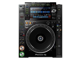 Pioneer CDJ-2000NXS2 - Professional Multi Player