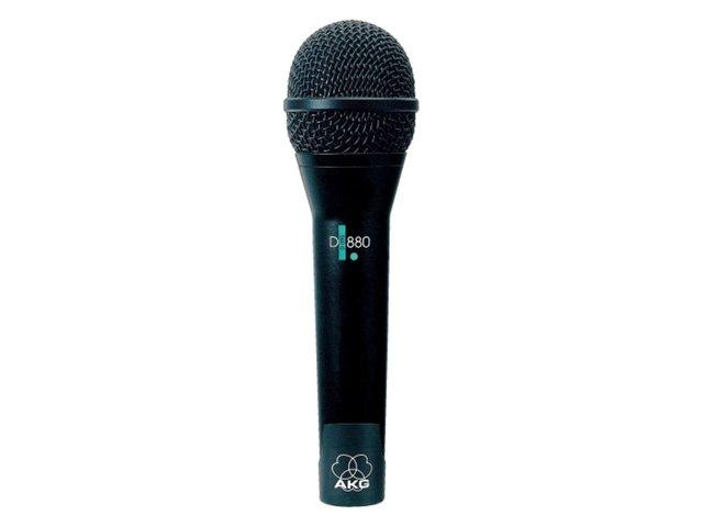 AKG D880 Vocal Microphone