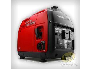 Generator 2KVA Honda EU20i