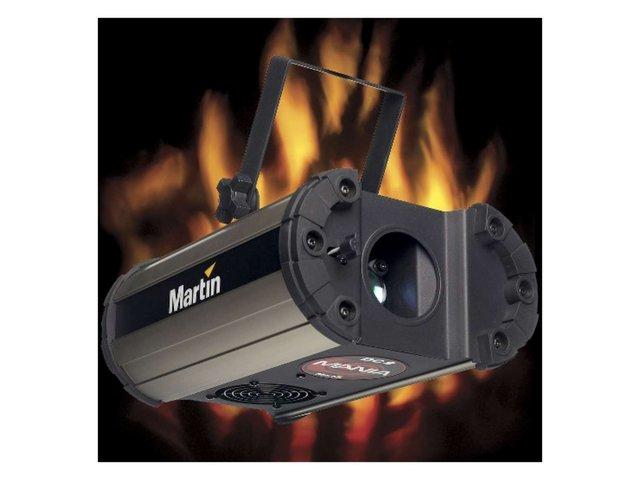 Martin Mania DC 2 Flame Effect Light