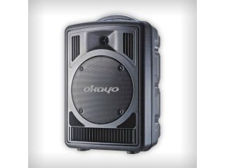 Okayo 50W Portable Battery PA System