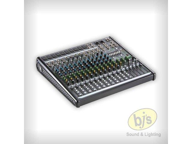 Mackie ProFX16 v2 16-Channel Pro FX Mixer w/ USB