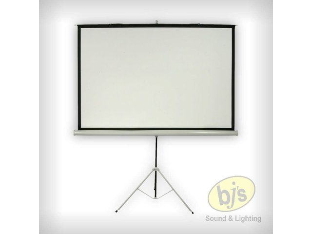 """Projector Screen with Tripod 84"""""""