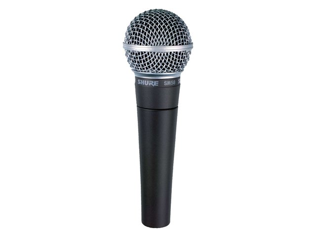 Shure SM58 - Vocal Microphone