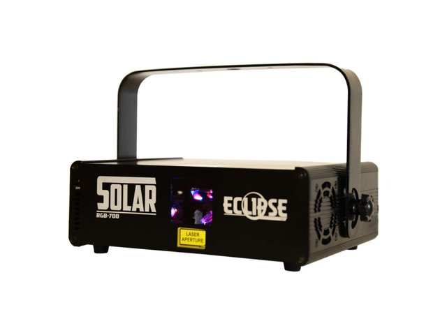 AVE Eclipse Solar 700 RGB Pattern Laser