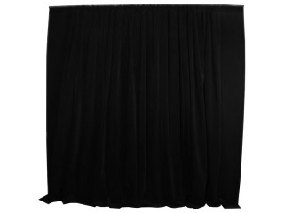 3m x 3m Stage Curtain