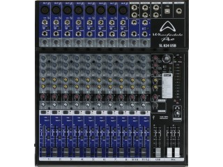 8 Channel Studio / Live USB Mixing Desk
