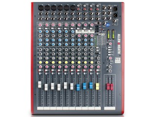 Allen & Heath ZED12FX with roadcase