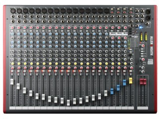 Allen & Heath ZED 22FX with roadcase