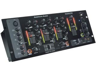 American Audio Q-2422 Pro DJ mixer