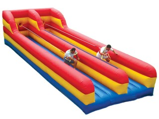 Bungee Run ( 2 lane with harness)