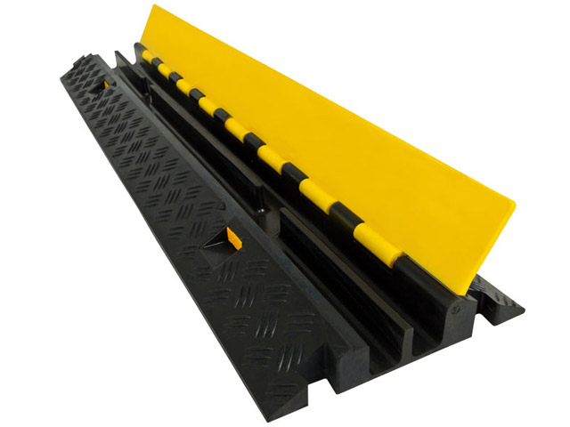 Cable Guard 2 Channel (Heavy Duty)