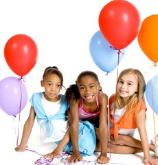 HELIUM TANK HIRE, PARTY BALLOONS