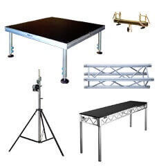 STAGING AND TRUSS HIRE
