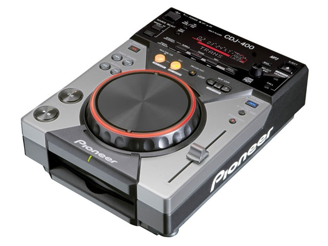 CD Player with Digital Media playback