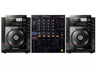Pioneer CDJ2000 Pack