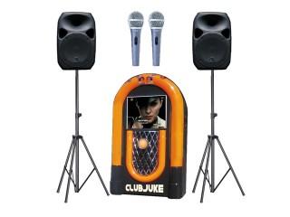 Clubjuke Karaoke Pack 1