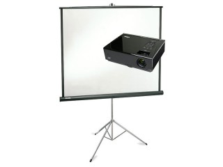 Data Projector 2600 lum and Screen Package