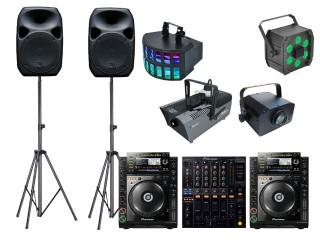 DJ Diamond Pack - Free Delivery