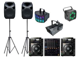 DJ Platinum Pack - Free Delivery