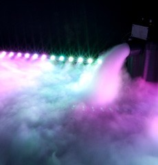 Disco Hire, Smoke Machines Hire, Party Machines