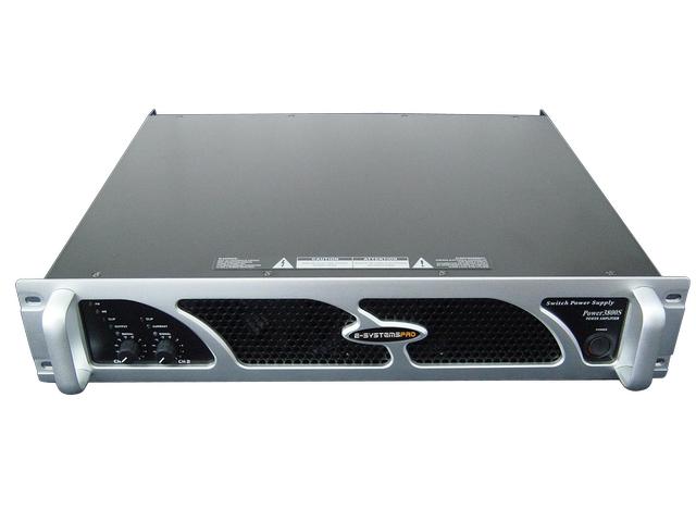 ESP Pro 3800s 1900w @ 4ohm per channel