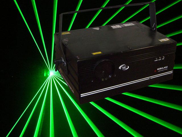 Heavy Duty Green Laser