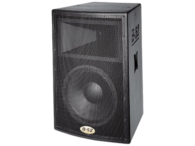 "High powered 15"" passive speaker"