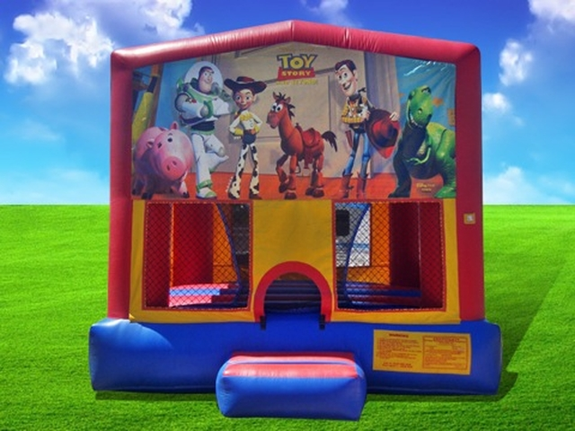 Jumping Castle 5X5X5